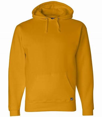 Hoodie Clipart Blank Sweaters Yellow Clip Cliparts