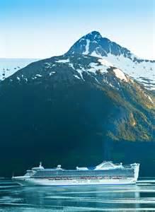 Alaska Cruise Ship Ports