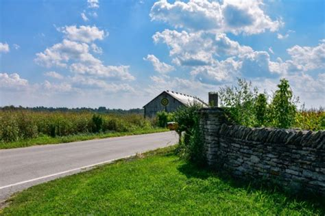 The Route 10 Country Tour Scenic Byway Drive In Kentucky