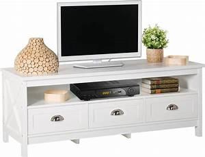 Tv Tisch 120 Cm : tv tisch home affaire mosi breite 120 cm otto ~ Markanthonyermac.com Haus und Dekorationen