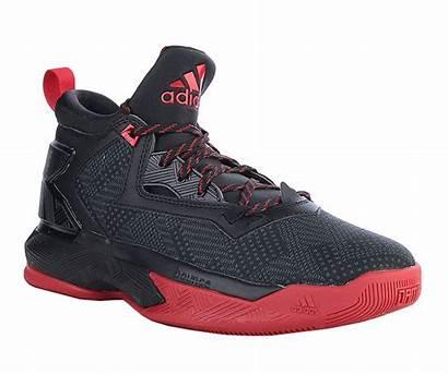 Lillard Adidas Oakland Rojo Negro Scarlet Manelsanchez