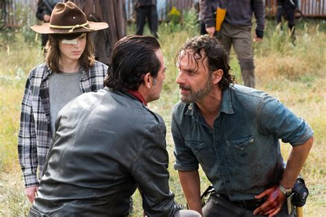 Walking Dead Resumes by The Walking Dead Resumes Production After Stuntman S