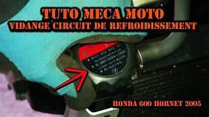 Circuit De Refroidissement : tuto m ca moto hornet vidange circuit de refroidissement youtube ~ Medecine-chirurgie-esthetiques.com Avis de Voitures