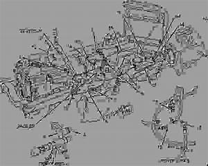 John Deere 2130 Hydraulic Schematic