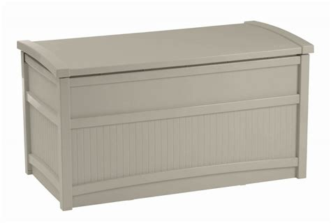 suncast outdoor patio bench storage box modern storage benches with suncast storage box