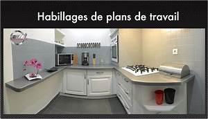 Bricoman Plan De Travail : credence cuisine bricoman ~ Melissatoandfro.com Idées de Décoration