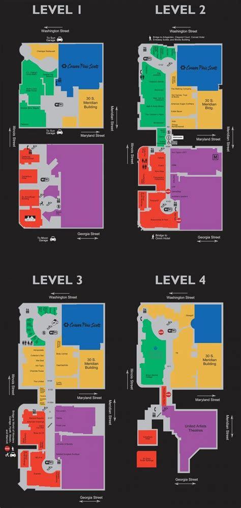 Map Of Polaris Mall Directory