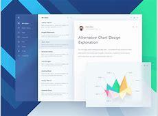 Fluent Design Email App by Ghani Pradita Dribbble
