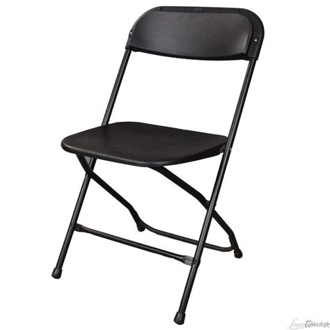 folding chair black a z reliant catering equipment hire