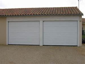 menuiseries exterieures gt portes de garage et portails With porte de garage et double porte bois