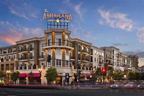 Of Glendale by Apartment Americana Glendale M317 Ca Booking