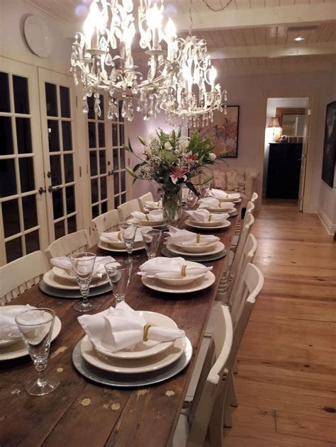 Get A Large Dining Room Table For Your Home