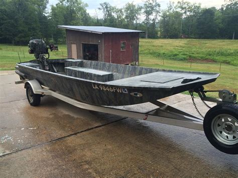 Prodrive Boats 36 hp prodrive with custom 18x54 boat the hull