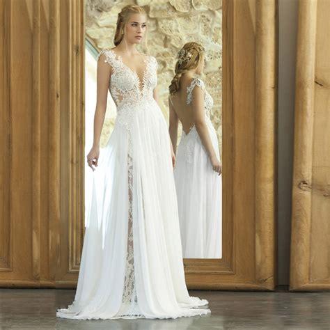 buy wholesale simple beach wedding dresses