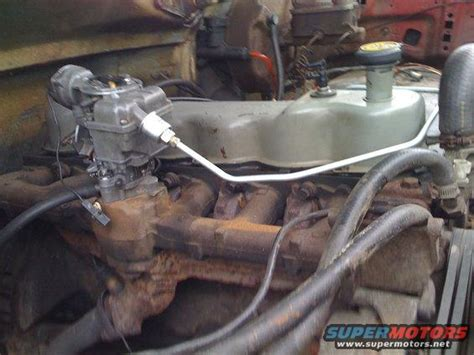 Ford 300 Ci 6 Cylinder Engine Diagram by 300ci I6 Engine Identification Ford Truck Enthusiasts Forums