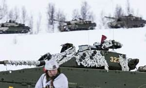 Norway to Privatize Non-core Military Support Services ...