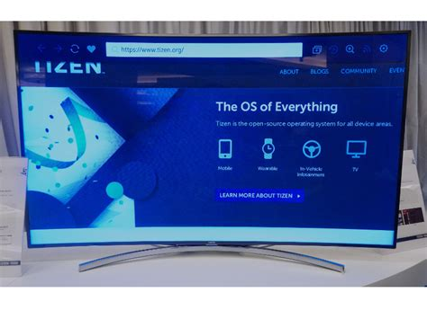 samsung tvs to use tizen operating system starting 2015 tech news and reviews linus tech tips