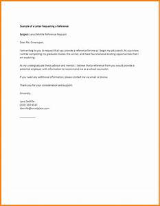Sample Letter Of Request For Information From A College