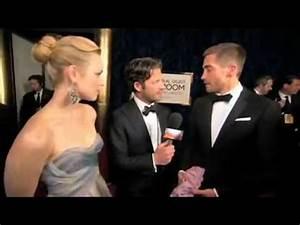 Jake Gyllenhaal asked about Heath Ledger - YouTube