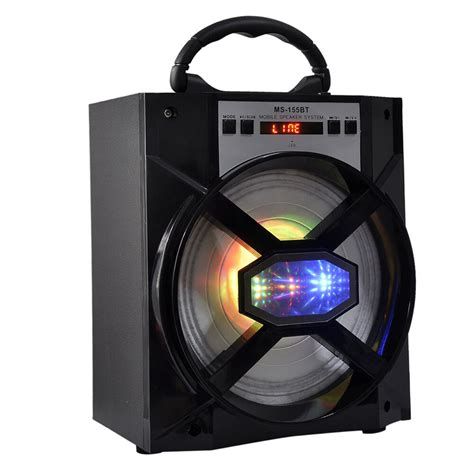 Speakers With Lights by Bluetooth Speaker Portable Outdoor Wireless Speakers With