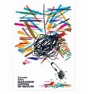 Book & Poster Design Serpentine Galleries Pavilion