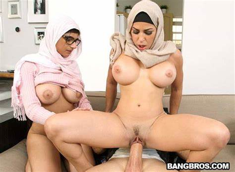 Married Stepmom Getting Giant Load From Friends hijab porn 6
