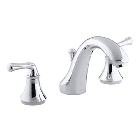 kohler k t10292 4a cp forte roman tub faucet trim kit with