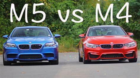 Bmw M5 Vs by Bmw F10 M5 Vs F82 M4 Rolling Drag Race