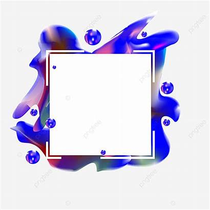 Border Abstract Colorful Frame Certificate Bordure Clipart