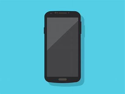 Gifs Smartphone Celulares Animado Phone Animation Ffffound