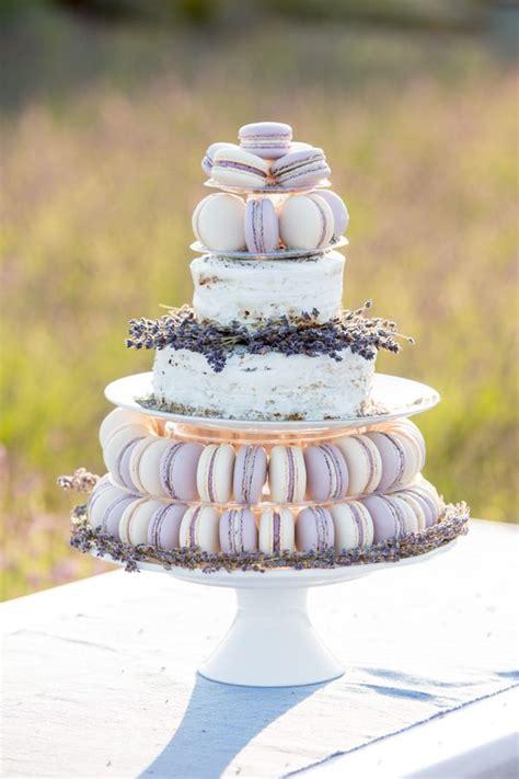 wedding cake wednesday macaron cakes