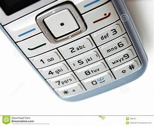 cell phone keypad royalty free stock photography image With cell phone letters