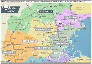 Boston Submarket Map