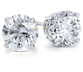 Diamond Stud Earrings In Platinum (2 Ct Tw)  Blue Nile. Blue Sapphire Diamond. Name Bracelet. Coordinates Bracelet. Pearl Bangle Bracelet. 14 Karat Gold Bangle Bracelets. Red Wedding Rings. Emarald Rings. Rose Gold And Platinum Wedding Band