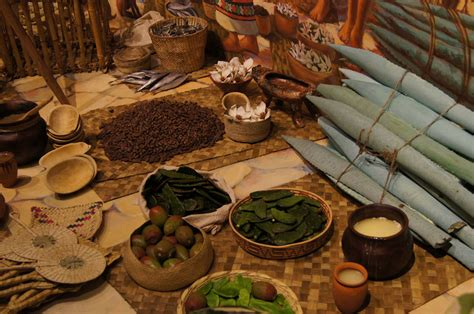 cuisine us pre colonial food thompson 39 s travels