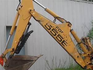 Ford 555 Backhoe Parts Helpline 1