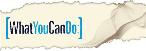 what can you do what u can do