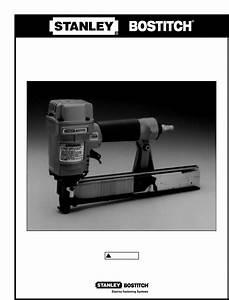 Bostitch Staple Gun 102272revb 3  97 User Guide
