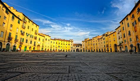 lucca  fall italy destinations    year