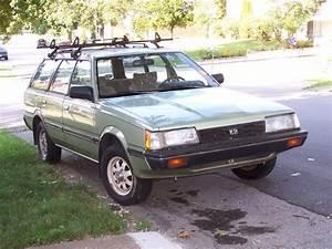 1986 Subaru Gl 4x4 Wagon  - Subaru Outback