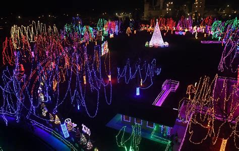 Kiwanis Lights Mankato by Kiwanis Lights To Be Considered For International