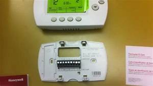 Honeywell Wi Fi Thermostat Install Part 3 Wiring Diagram