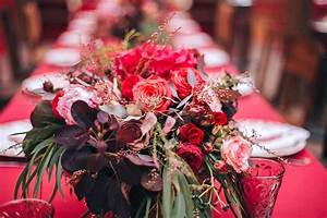 Tischdeko Rot Weiß : tischdeko hochzeit rot bildergalerie mit beispielen inspirationen ~ Watch28wear.com Haus und Dekorationen