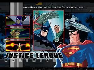 Justice league unlimited wallpaper backgrounds