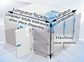 calcul puissance chambre froide calculer le prix d une chambre froide industrielle abc