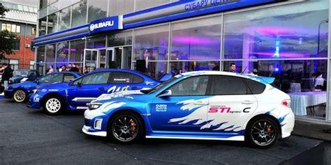 2009 Subaru Wrx Specs by How This Subaru Impreza Wrx Sti Spec C Shows Up In