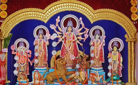 Celebrating The Power Of Goddess Durga