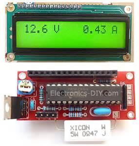 Icl Digital Voltmeter