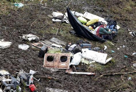 human error led  colombia soccer plane crash
