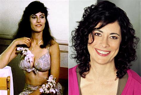 actress jane brucker lisa houseman di dirty dancing oggi 232 una mamma a tempo pieno